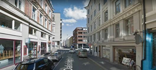 To menn pågrepet etter væpnet ran på St. Hanshaugen