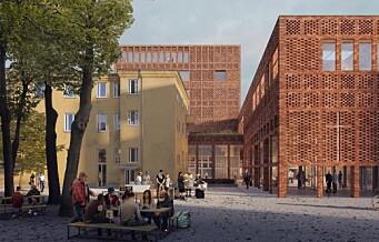 Eldgamle Oslo hospital er i ferd med å bli kirkens nye maktsete
