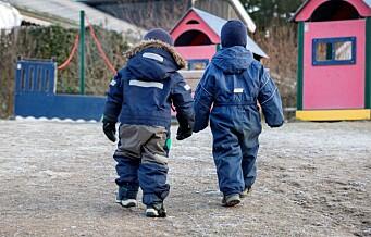 Oslo har krevd tilbake millioner fra barnehager