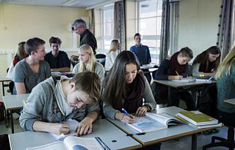 – Er det siste år med fritt skolevalg i Oslo?