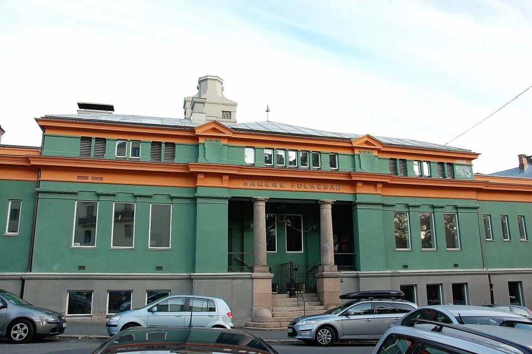 I år 2000 stengte høyrebyrådet Sagene bad siste skoledag før sommerferien. Foto: Anne-Sophie Ofrim / Wikimedia Commons