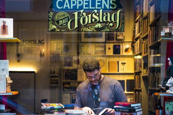 Cappelens forslag er et alternativ for dem som elsker de unike og spesielle bøkene. Foto: Morten Lauveng Jørgensen