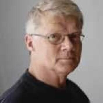 Forfatter, byvandrer og historieformidler Leif Gjerland. Foto: Dreyers forlag