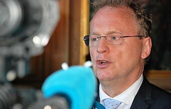Raymond Johansen krever tiltak fra justisministeren etter kniv-vold: — Forby macheter, sier byrådslederen