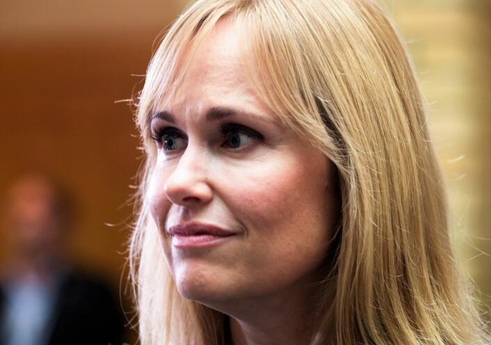 Tidligere barneombud Anne Lindboe er nå administrerende direktør i Private Barnehagers Landsforbund. � Det er en myte at ansatte i private barnehager har dårligere pensjonsvilkår, sier Lindboe til Dagbladet. Foto: Berit Roald / NTB scanpix
