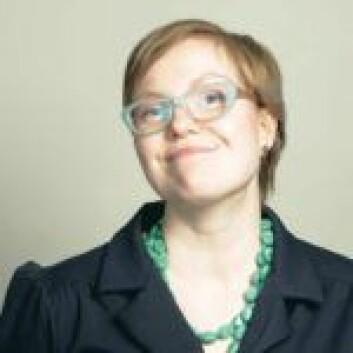 Helene Z. Skulstad var eneste representant som ønsket å fornye skjenketillatelsen til Stargate. Foto: Venstre