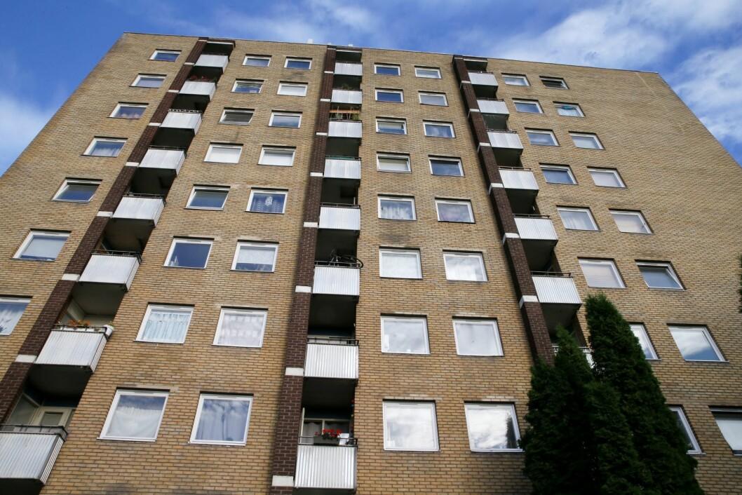 Prinsippet bak beregning av husleie i kommunale boliger er «gjengs leie», vedtatt i Oslo bystyre for mange år siden. Foto: Terje Pedersen / NTB scanpix