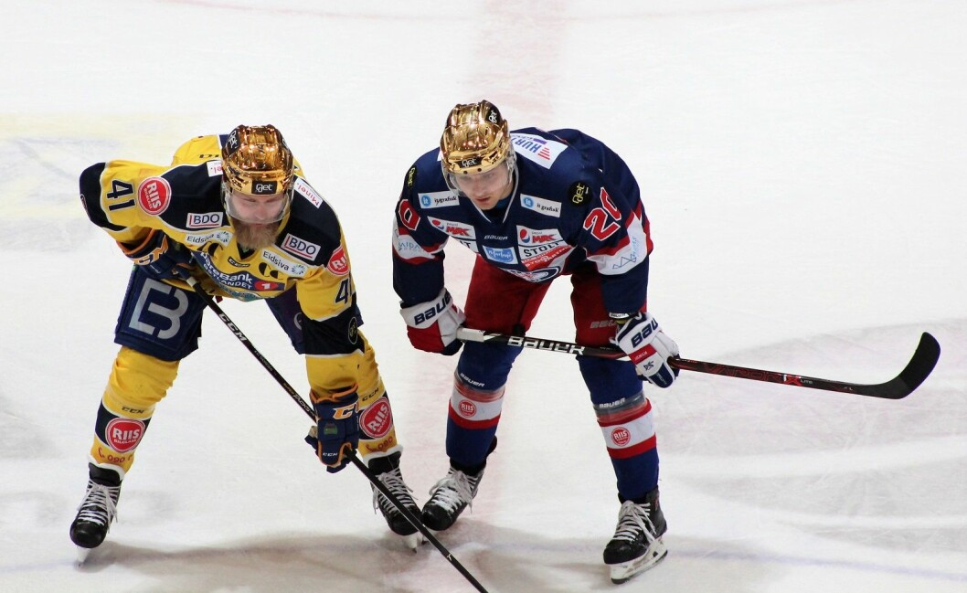 Av gullguttene, har Patrick Thoresen mer grunn til å være fornøyd enn Rasmus Ahlholm etter én periode. Foto: André Kjernsli