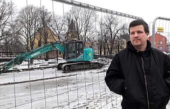 — Gamlebyen kveles av byggeprosjekter, mener fortvilet beboerforening