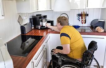 Rødt krever at funksjonshemmede i kommunale boliger skjermes mot husleieøkning