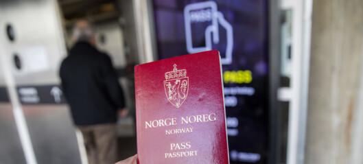 Politiet vil løse passkaos med SMS og lengre åpningstider i Oslo
