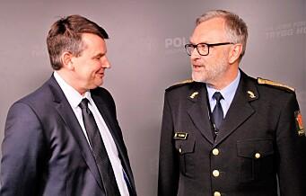 Wara kaller politimesteren inn til møte om kniv-vold i Oslo