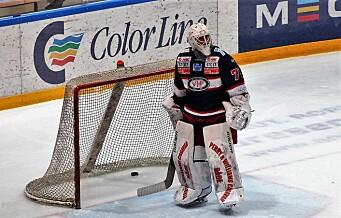 Seriegullet ble satt på vent da Oilers ødela festen for Vålerenga