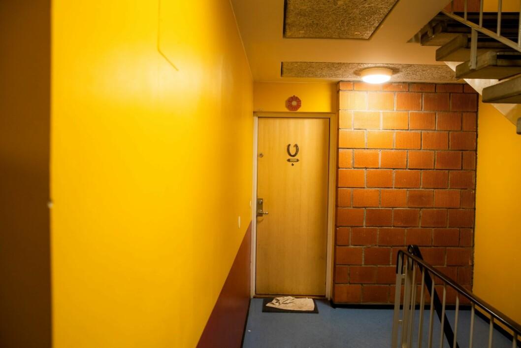 En kvinne døde etter en voldshendelse på Ellingsrud natt til onsdag. Sønnen på 29 år er siktet for drap etter hendelsen. Foto: Håkon Mosvold Larsen / NTB scanpix
