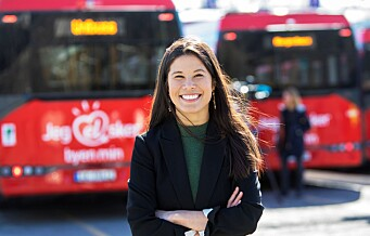 Lan Marie Berg (MDG) vil kutte Oslos kollektivpriser med 20 prosent