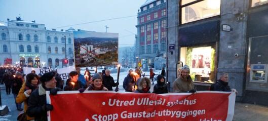 MDG tar standpunkt i sykehusstriden: «Gaustad-prosjektet er høyhusgalskap fra Bent Høie»