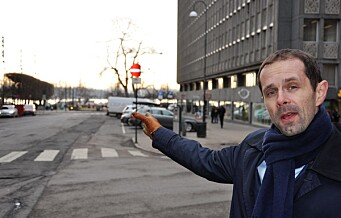 Byrådet bruker 120 millioner på Olav Vs gate. – Meningsløst når alt må gjøres en gang til, mener Venstre
