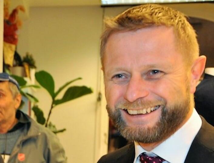 Helse- og omsorgsminister Bent Høie (H) har stilt seg bak planene til Helse Sør-Øst om å legge ned Ullevål sykehus. Men hevder nå han ikke legger prestisje i om det til slutt blir Ullevål eller Gaustad. Foto: Arnsten Linstad