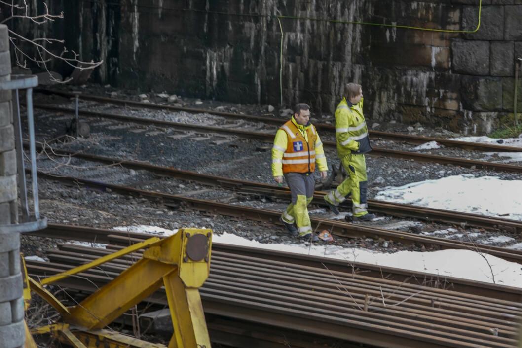 Havarikommisjonen skal granske tunnelulykken som kostet en 15-åring livet og skadet to andre tenåringer 24. februar i år. Foto: Heiko Junge / NTB scanpix
