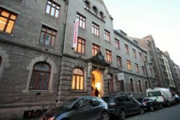 Interkulturelt museum inviterte til filmpremiere og paneldebatt denne kvelden. Foto: André Kjernsli