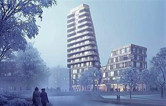 – Er det et høyhus oppå Akerselva Oslo skal skryte av i miljøhovedstadsåret?