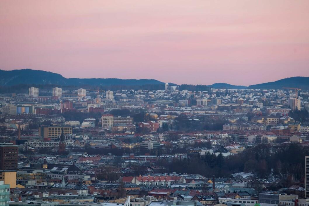 Etter at eiendomsskatten ble innført, har uventet mange klaget, ifølge Oslo kommune. Foto: Håkon Mosvold Larsen / NTB scanpix