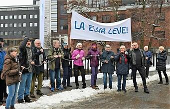 – Hvorfor støtter byrådet en utbygging langs Akerselva som motarbeider byrådets erklærte politikk?
