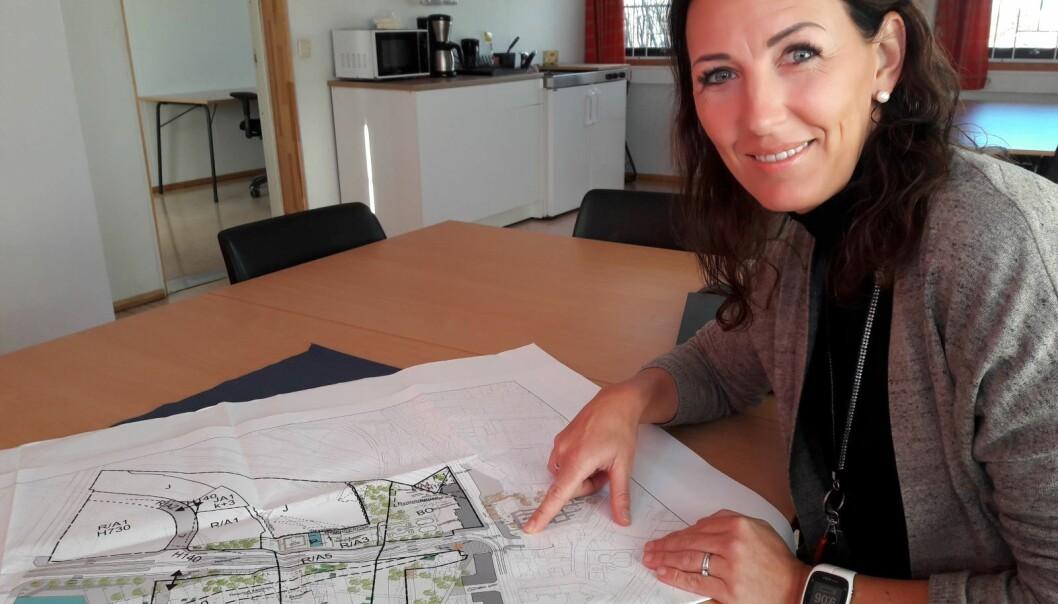 – Vi håper at nye Bispegata vil løfte fram området. Både Gamlebyen og fortidsminnene fra middelalderen fortjener det, sier bymiljøetatens prosjektleder Jessica Bergstrand.