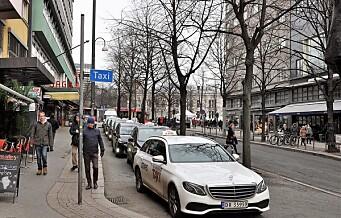 – Endelig blir fotgjengerne i Olav Vs gate, mellom Nationaltheatret og fjorden, prioritert