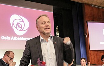 AP-Raymond går til valg på sosial boligpolitikk