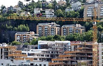 – Til tross for at det bygges stadig tettere og høyere, presses stadig flere ut av Gamle Oslo. Markedslogikken bør ikke styre byutviklingen