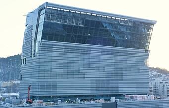 — Lambda er en varslet katastrofe, og det samme skjer med det nye Nasjonalmuseet