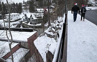 18-åring alvorlig skadd i fallulykke i Holmenkollen