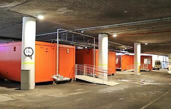 Nå kan bussjåførene endelig slappe godt av på Oslo bussterminal