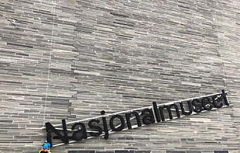 – Feil at arkitekten for det nye Nasjonalmuseet har fått kalde føtter