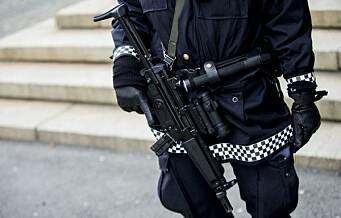 Politiet varsler nattøvelser i sentrum: — Folk vil høre skuddsalver og skrik
