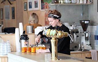 Oslovelo ved Birkelunden er sykkelverksted med bar og hjemmebakst