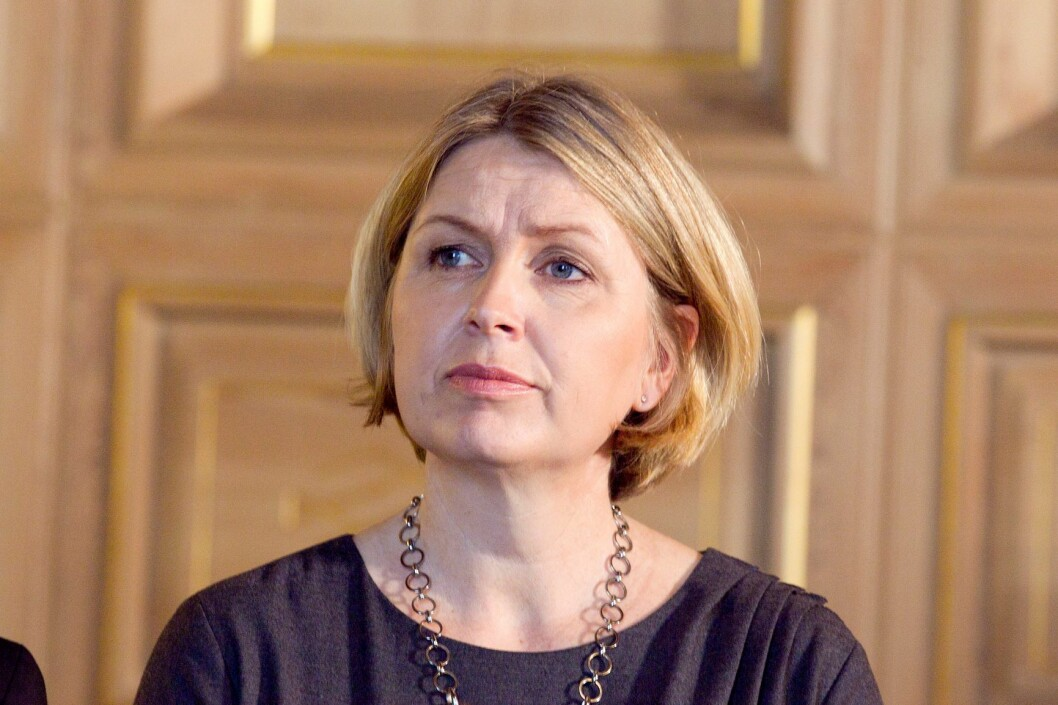 Kristin Vinje er den mest kjente av de åpne søkerne på stillingen som direktør i Utdanningsetaten. Foto: Heiko Junge / Scanpix