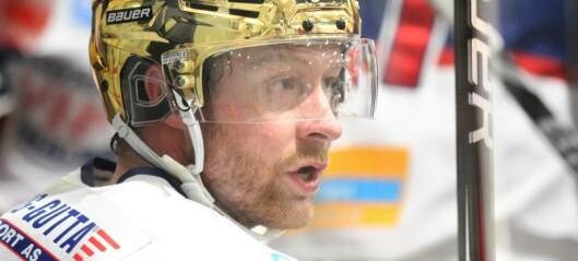 Martin Røymark (34) signerer for tre nye sesonger i Vålerenga ishockey. – Vi er veldig glade