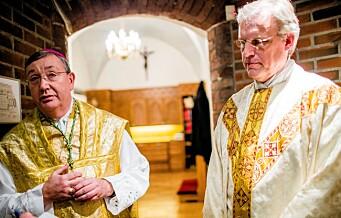 Oslo katolske bispedømme tapte saken mot staten