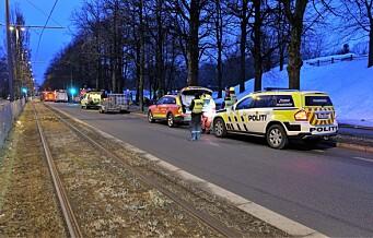 Eksplosjonsfaren over ved Frogner stadion. Kirkeveien åpnet for trafikk igjen