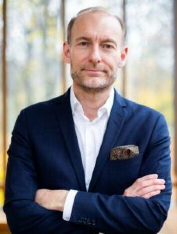 Fritt Ords direktør Knut Olav Åmås mener statsminister Solberg bør tenke seg om. Foto: Håkon Mosvold Larsen / NTB scanpix