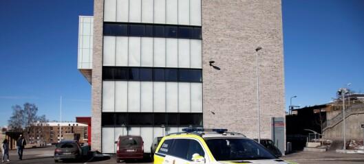 Fire lettere skadet etter at «meget ung elev» truet lærer med kniv på Brynseng skole