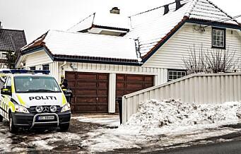 Henlegger også filmingen av Tor Mikkel Waras hus på Oslos vestkant