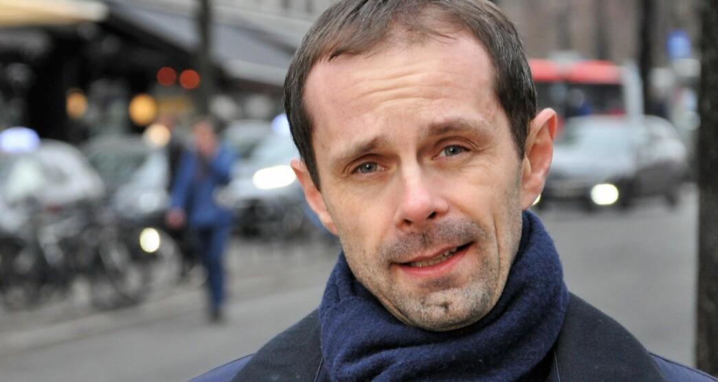 Venstres gruppeleder, Hallstein Bjercke, fikk ikke flertall for å be byrådet omgjøre utkastelsesvedtaket mot familien Jama.
