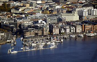 Huseiernes Landsforbund: – Eiendomsskatten i Oslo øker med 90 millioner. – Skatten er uendret, svarer byrådet