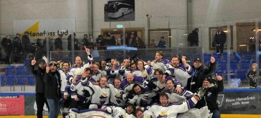 Annerledesklubben Grüner vil sjokkere norsk topphockey. Lørdag starter sesongen hjemme mot Narvik