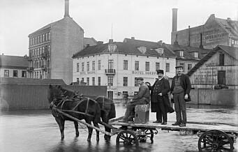 Hestene regjerte i Bjørvika. Men nå har elbiler og andre doninger tatt over