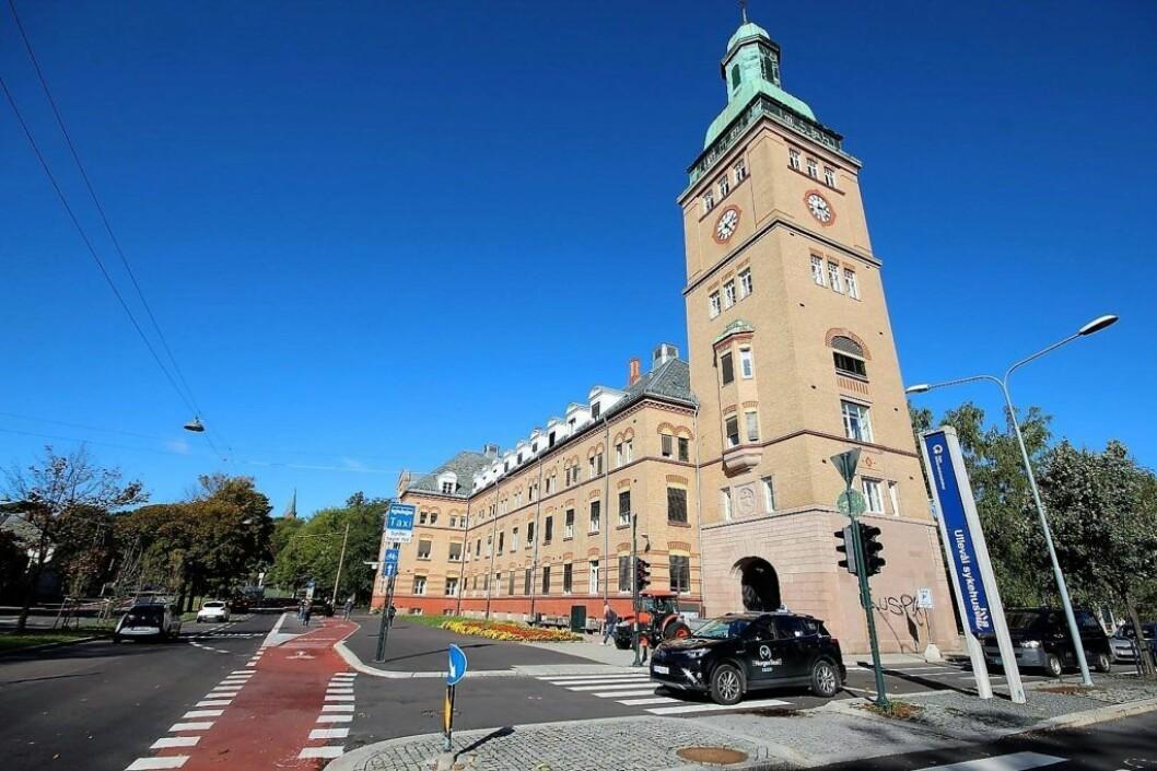 Utredningen om utbyggingen av nytt sykehus for Oslo og nedleggelsen av Ullevål sykehus er iike foretatt på en gof nok måte, mener tidligere BU-leder i bydel St. Hanshaugen Anne Christine Kroepelien. Foto: André Kjernsli