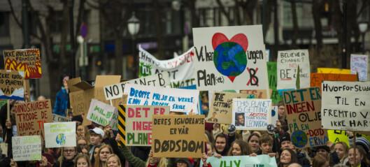 – Et halvår før valget melder Oslo Høyre seg på i konkurransen om å være et klimaparti